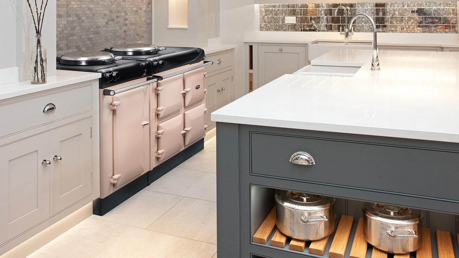 AGA eR3 Series 160 in Blush